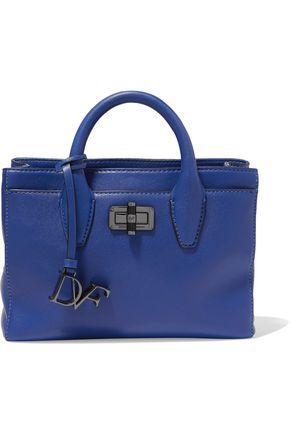 DIANE VON FURSTENBERG Viviana leather shoulder bag