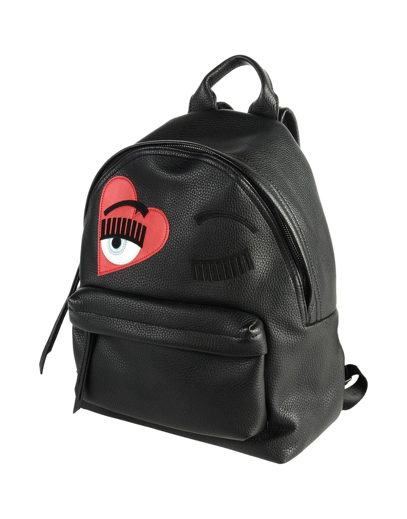 CHIARA FERRAGNI Рюкзаки и сумки на пояс chiara ferragni рюкзаки и сумки на пояс