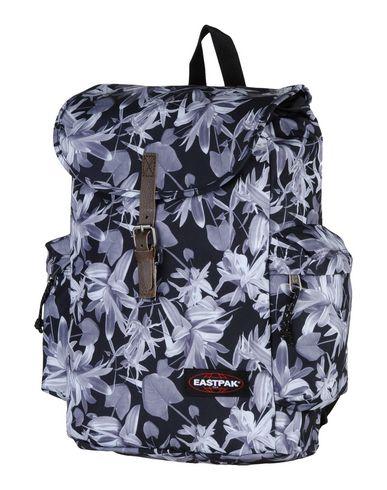 EASTPAK レディース バックパック&ヒップバッグ ブラック 紡績繊維 / 革