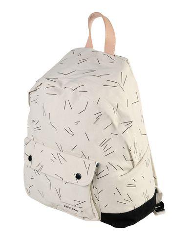 EASTPAK レディース バックパック&ヒップバッグ アイボリー 紡績繊維 / 革