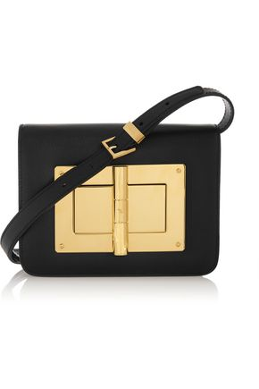TOM FORD Natalia small leather shoulder bag