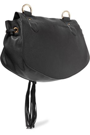SEE BY CHLOÉ Collins studded leather shoulder bag