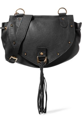SEE BY CHLOÉ Collins studded leather shoulder bag