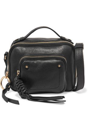 SEE BY CHLOÉ Patti leather shoulder bag