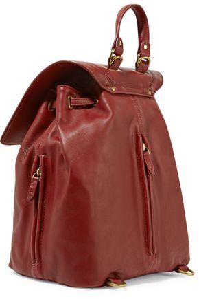 JEROME DREYFUSS Florent leather backpack