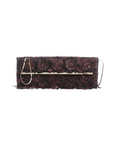 VALENTINO GARAVANI レディース ハンドバッグ ディープパープル 紡績繊維
