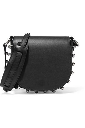 ALEXANDER WANG Lia studded leather shoulder bag