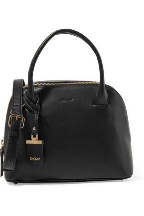 DKNY Small leather tote
