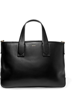 DKNY Medium leather tote