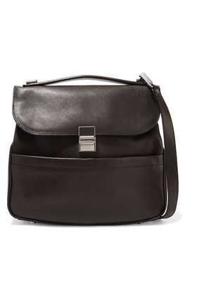 PROENZA SCHOULER Kent textured-leather shoulder bag