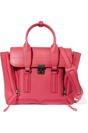 3.1 PHILLIP LIM Pashli medium textured-leather shoulder bag