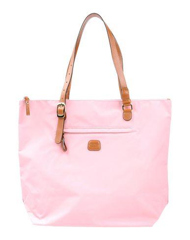 BRIC'S レディース ハンドバッグ ピンク 紡績繊維