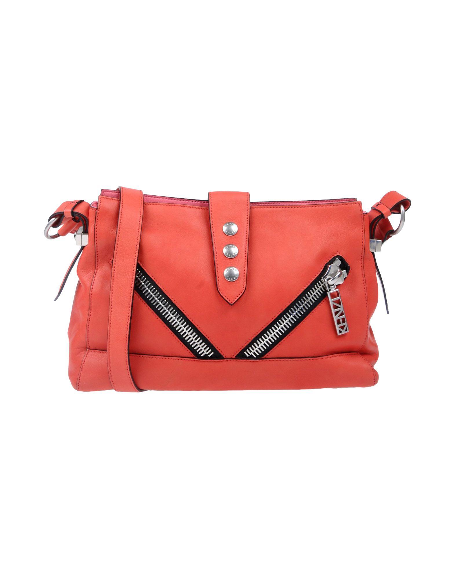 KENZO Сумка через плечо сумка kenzo f10902687 2015
