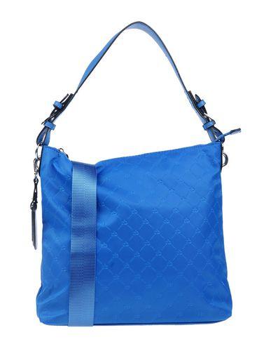 ROCCOBAROCCO レディース ハンドバッグ ブライトブルー ポリウレタン 100%