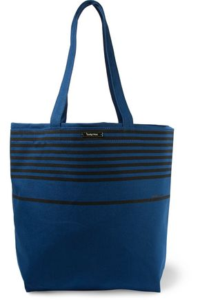 SEE BY CHLOÉ Striped canvas tote