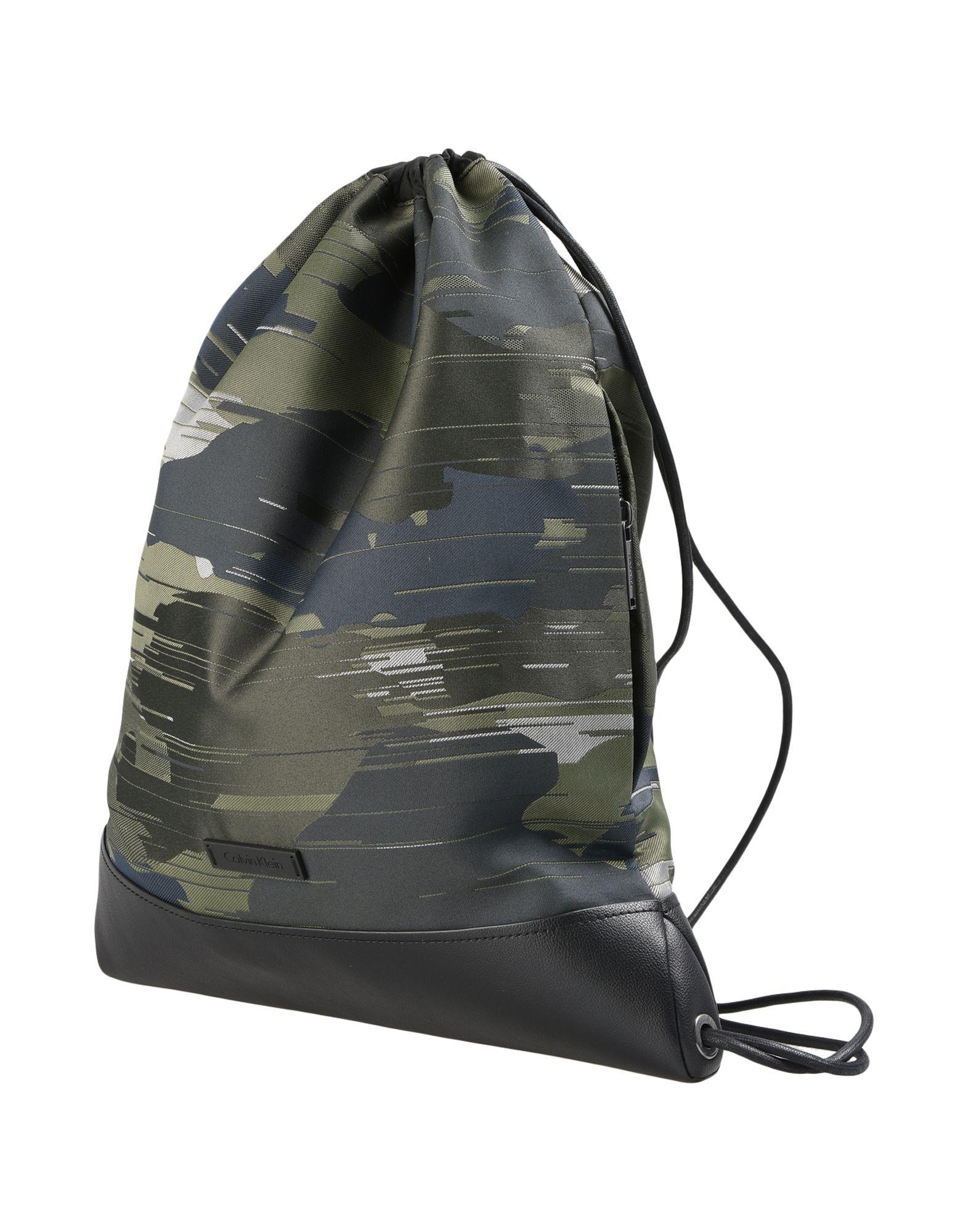 купить CALVIN KLEIN Рюкзаки и сумки на пояс по цене 6000 рублей