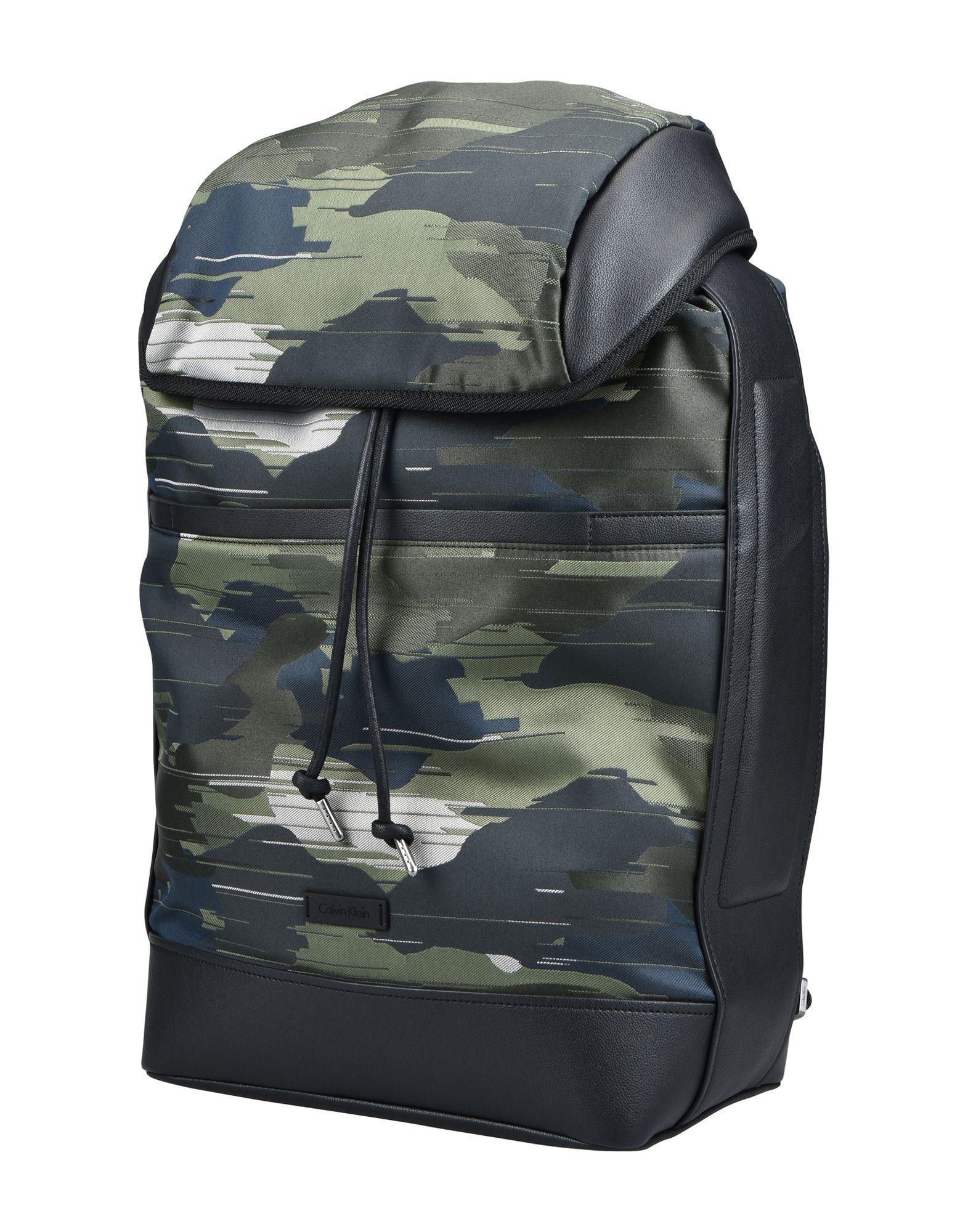 купить CALVIN KLEIN Рюкзаки и сумки на пояс по цене 9950 рублей
