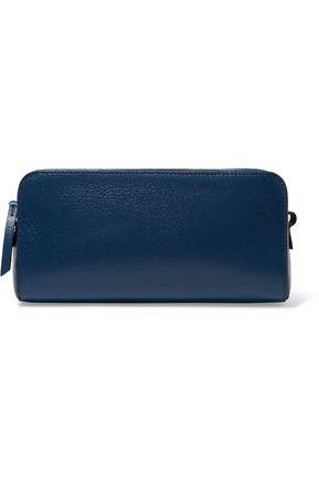 MAISON MARGIELA Textured-leather clutch