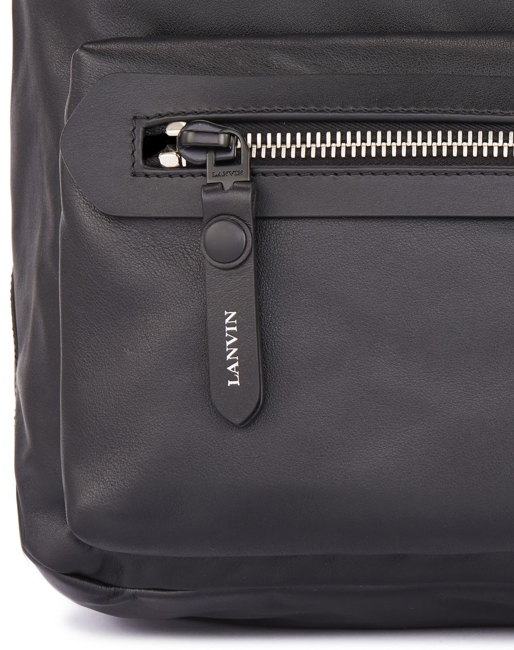 GRAINED CALFSKIN BACKPACK - Lanvin