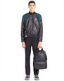 LANVIN Backpack Man GRAINED CALFSKIN BACKPACK f