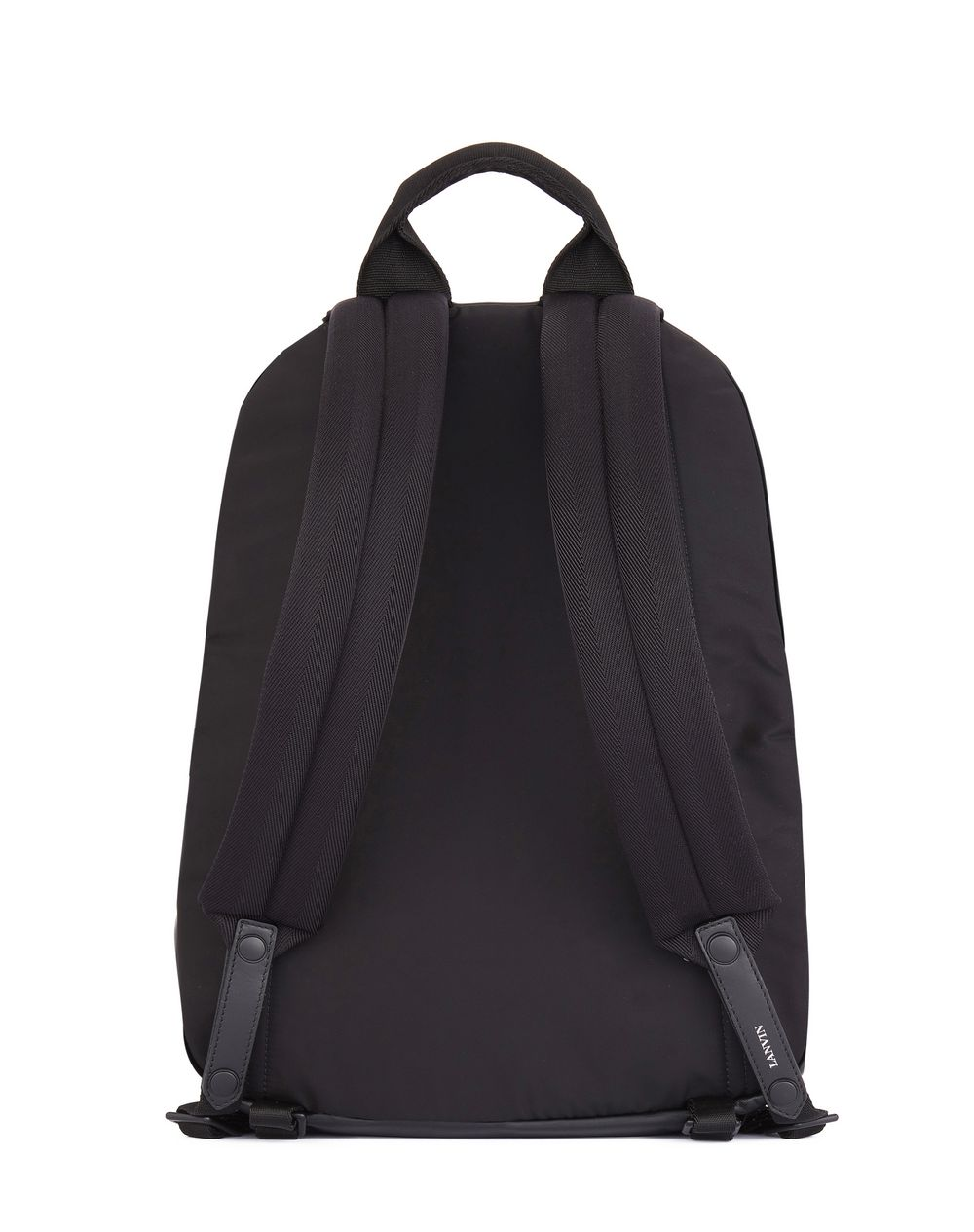 BACKPACK WITH PATCHES - Lanvin