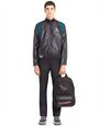 LANVIN Backpack Man BACKPACK WITH PATCHES f