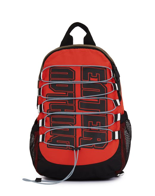 """""""ENTER NOTHING"""" ZIPPED BACKPACK - Lanvin"""