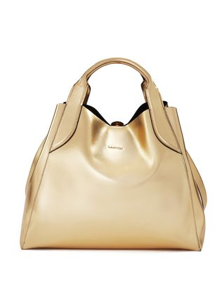"LANVIN SMALL ""CABAS"" BAG Tote D f"
