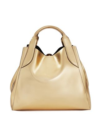 "LANVIN SMALL ""CABAS"" BAG Tote D r"