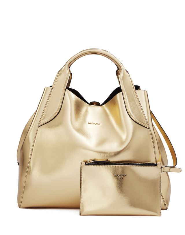 "LANVIN SMALL ""CABAS"" BAG Tote D e"