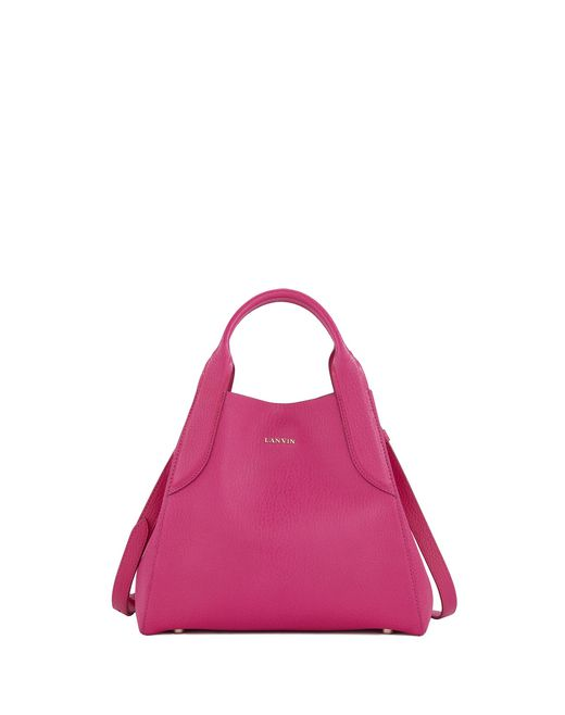 "lanvin mini ""cabas"" bag women"