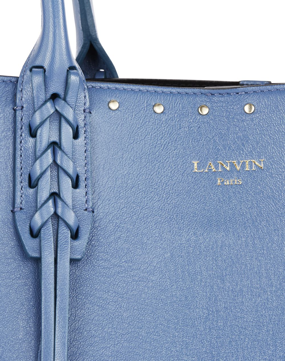 SMALL SHOPPER BAG - Lanvin