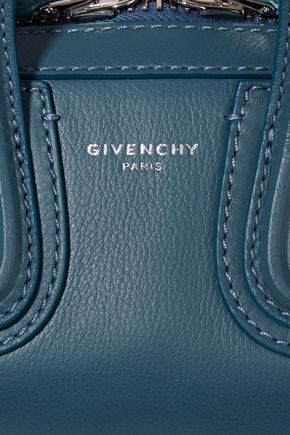 GIVENCHY Nightingale textured-leather shoulder bag