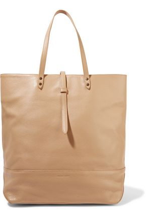 TOMAS MAIER Textured-leather tote