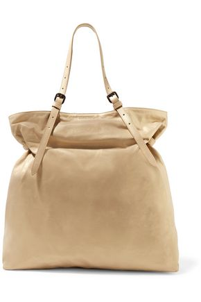 TOMAS MAIER Metallic leather tote