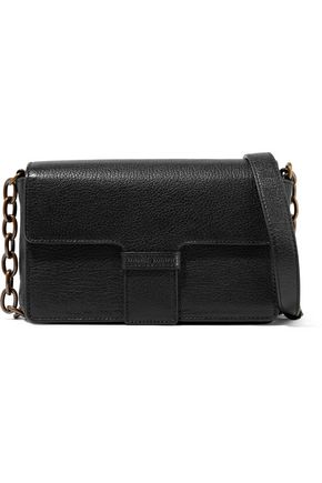 TOMAS MAIER Textured-leather shoulder bag