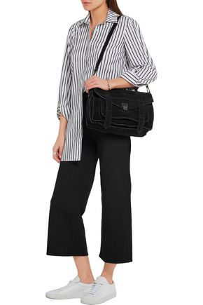 PROENZA SCHOULER The PS1 medium suede shoulder bag bf8bb25ff82c2