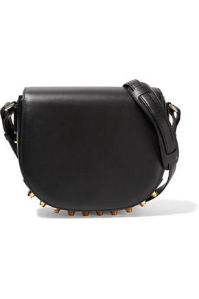 ALEXANDER WANG Lia small studded leather shoulder bag