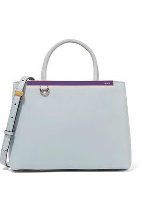 FENDI 2Jours petite leather shoulder bag