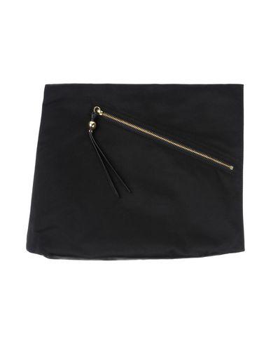 DIANE VON FURSTENBERG レディース ハンドバッグ ブラック 紡績繊維