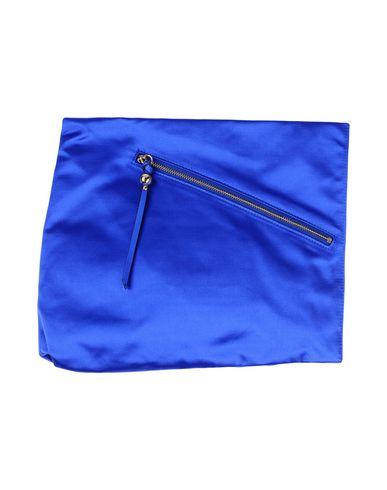 DIANE VON FURSTENBERG レディース ハンドバッグ ブライトブルー 紡績繊維