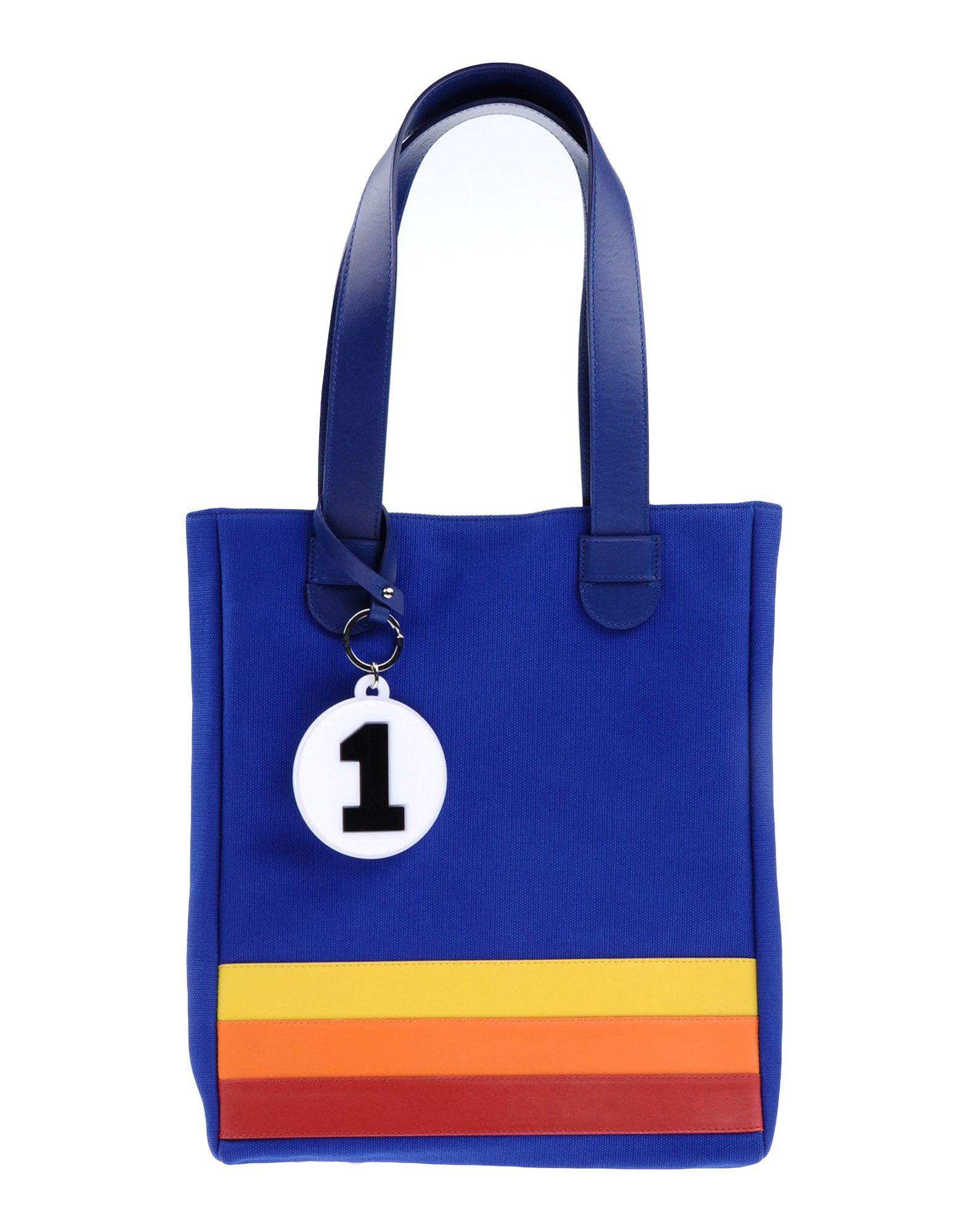 YAZBUKEY Handbag in Bright Blue