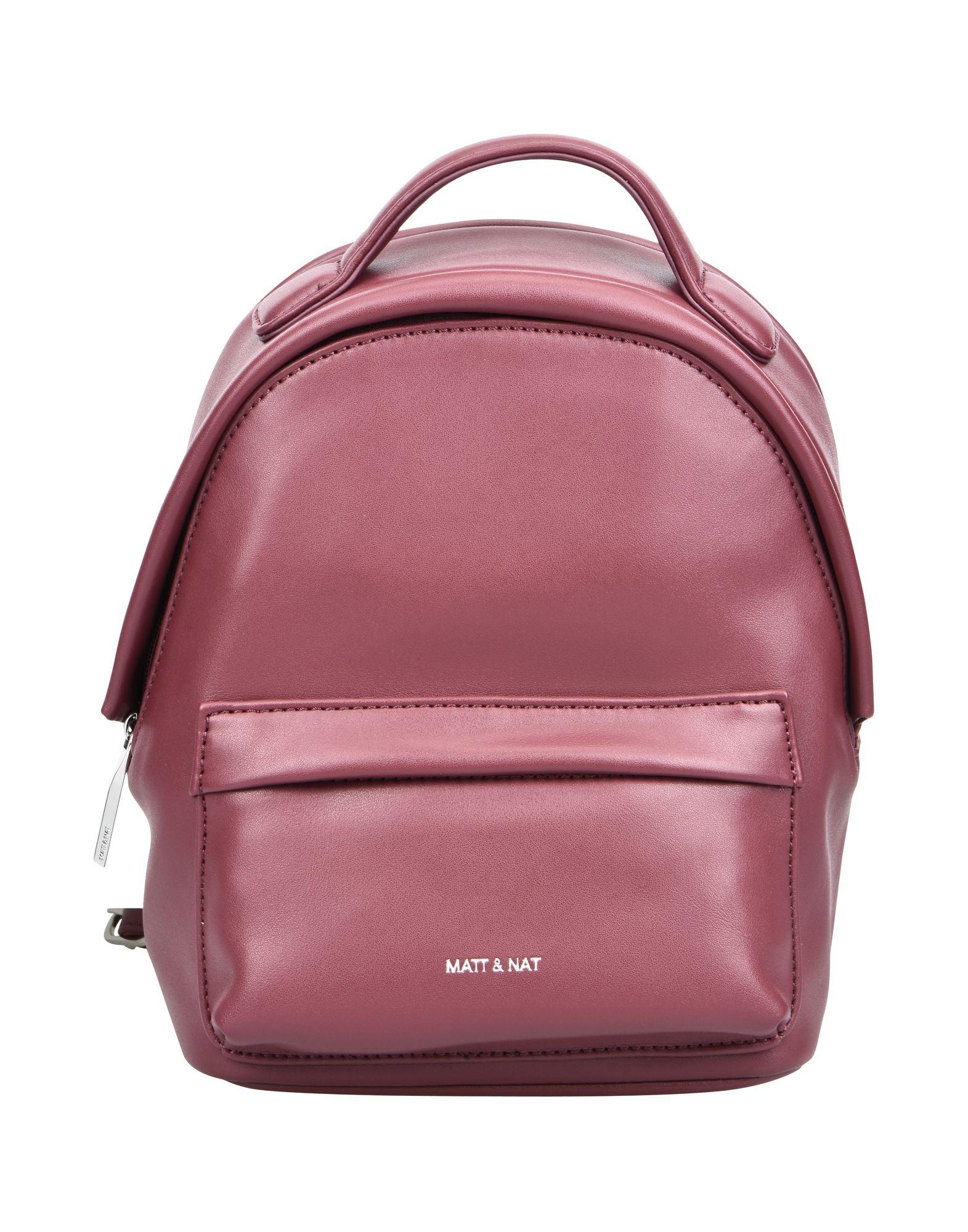 MATT & NAT Рюкзаки и сумки на пояс fender pm 3 triple 0 all mah ne nat