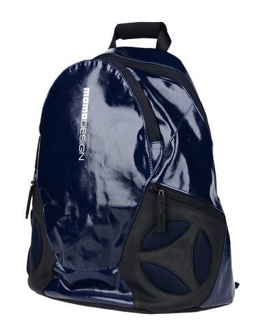 Рюкзаки и сумки на пояс MOMO DESIGN. Цвет: темно-синий