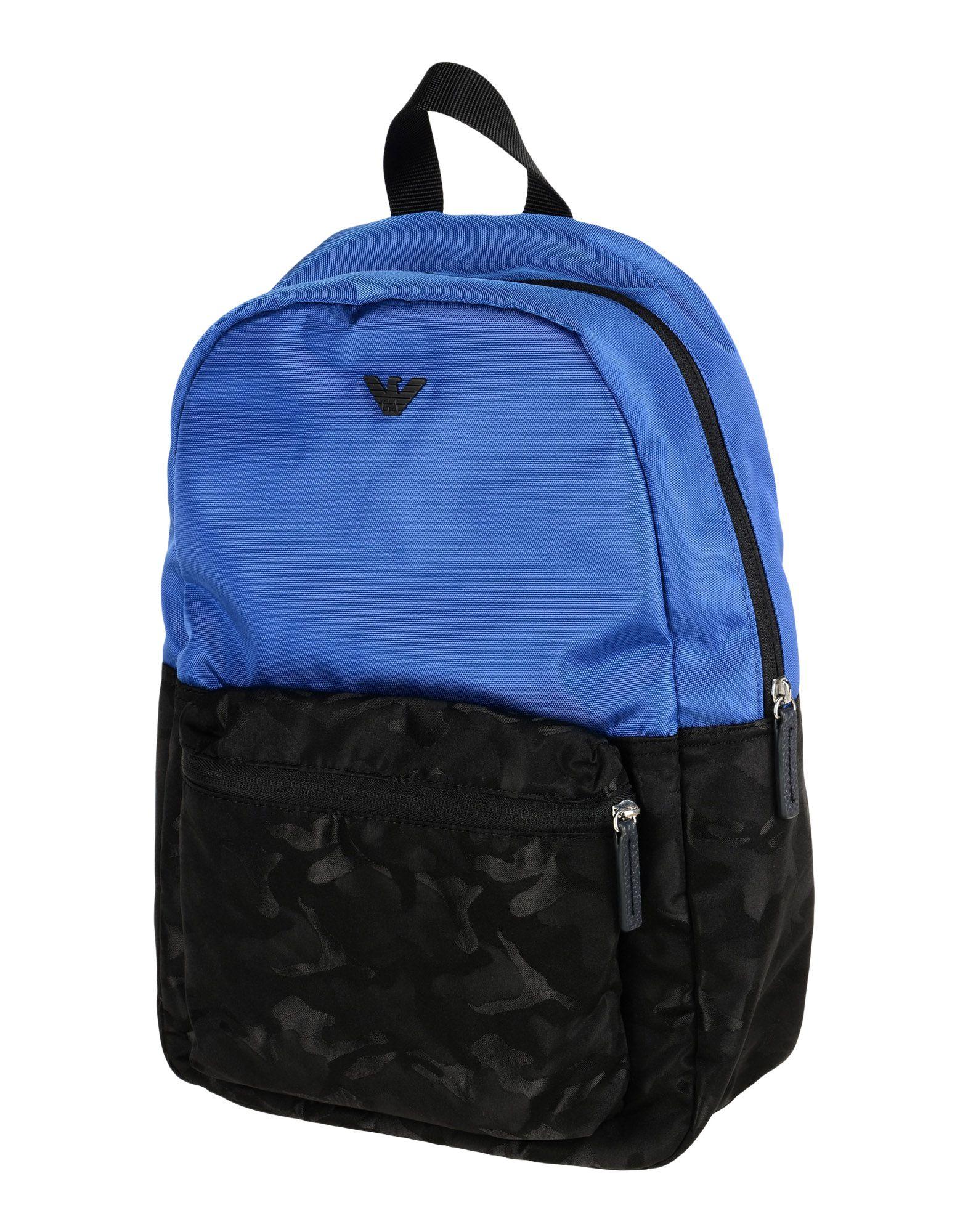 Фото - ARMANI JUNIOR Рюкзаки и сумки на пояс рюкзаки