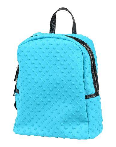 NILA & NILA レディース バックパック&ヒップバッグ ターコイズブルー 紡績繊維