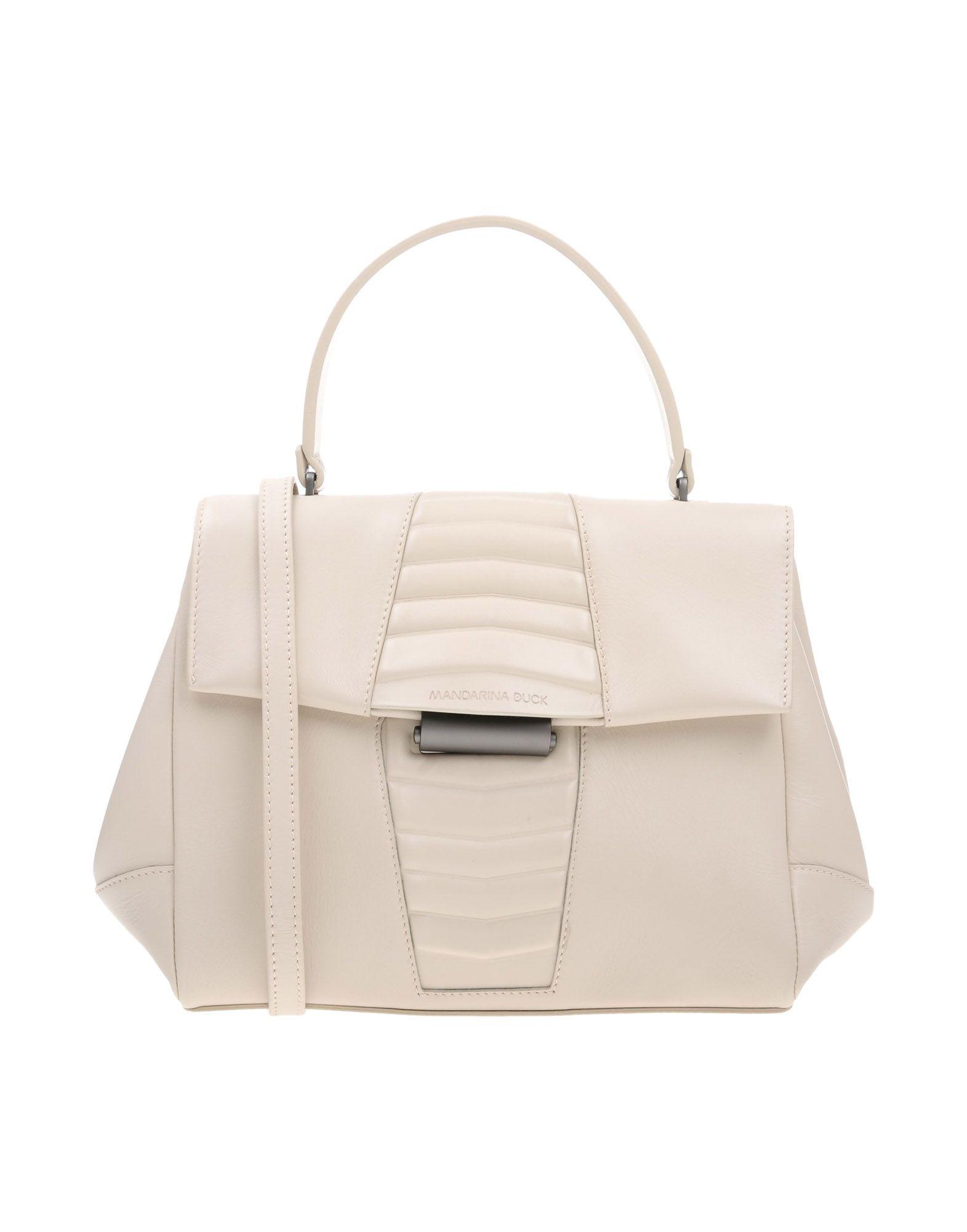 MANDARINA DUCK Handbag in Beige