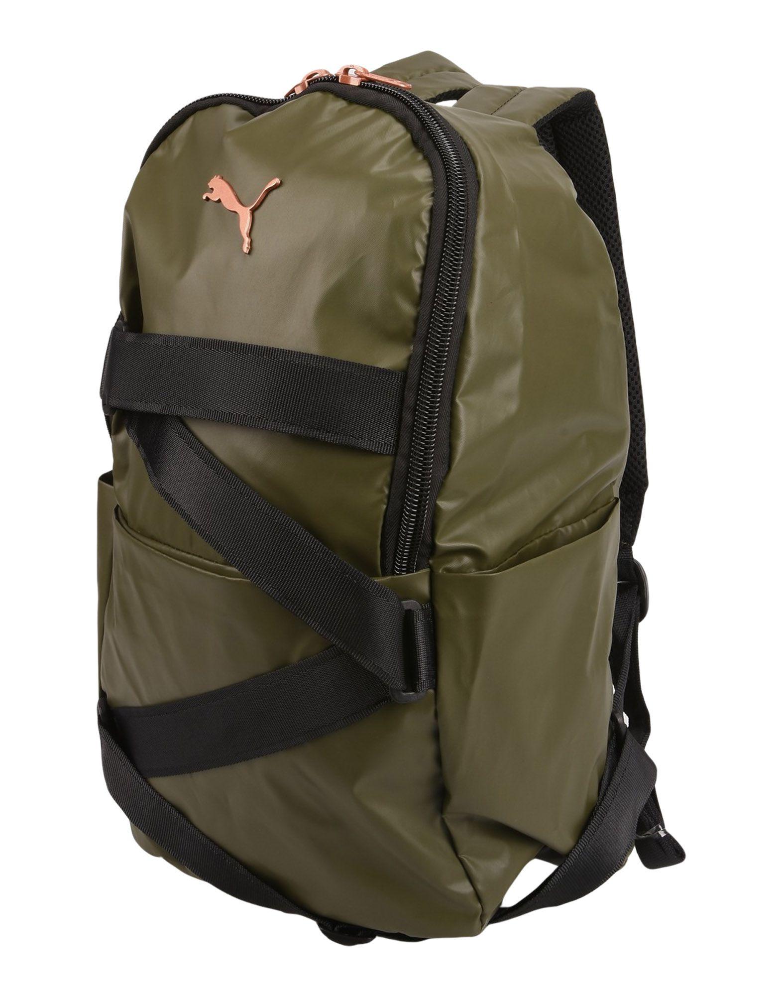 PUMA Рюкзаки и сумки на пояс мужские сумки