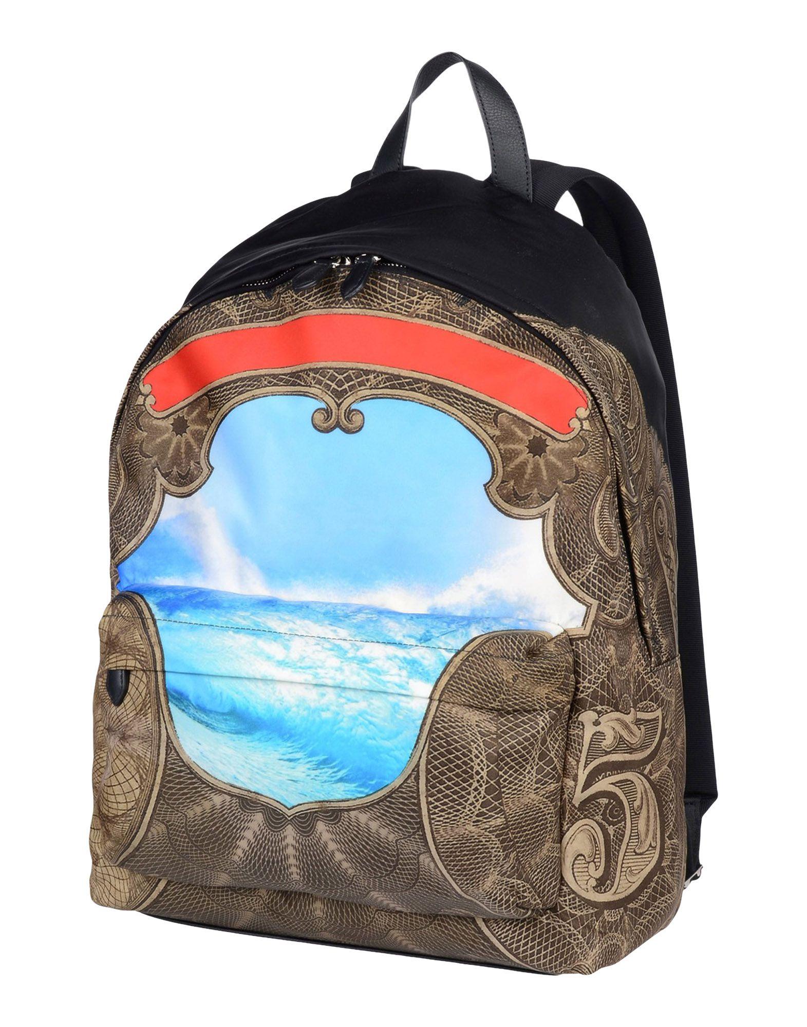 GIVENCHY Рюкзаки и сумки на пояс шарф givenchy серый