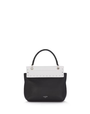 "LANVIN MINI ""ESSENTIEL"" BAG Shoulder bag D r"